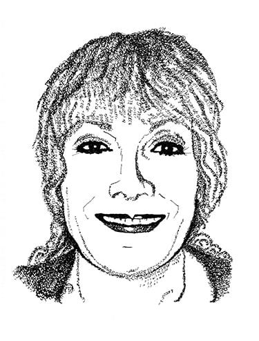 Psalm 19 Self Portrait of Judy Rey Wasserman